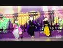 【MMDおそ松さん】456松(+α)で桃源恋歌 ※1番まで【着物松】