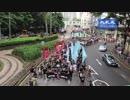 中華人民共和国建国記念日 国慶節に香港で反中デモ2017/10/01