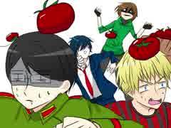 【手描きMAD】ゾ|ムのトマト