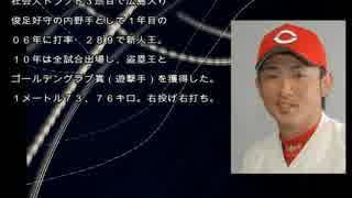 広島カープ・梵英心 退団へ 他球団で現役続行目指す