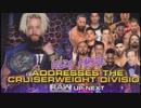 【WWE】エンツォのセグメントと205Live新メンバー【10.2 RAW】