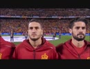 ≪2018W杯欧州予選:第9節≫ スペイン vs アルバニア (2017年10月6日)