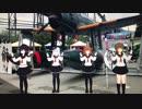【艦これ】第六駆逐隊 艦娘音頭 with 瑞雲>w<【iPad MMD】