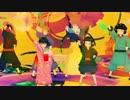 【MMD鬼徹】 踊れオーケストラ 【MMD鬼徹化け祭】