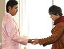 仮面ライダーオーズ/OOO 第19話「赤いメダルと刑事と裏切り」