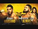 【NXT】ジョニー・ガルガノ vs アンドラー