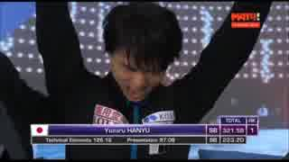 yuzuru hanyu MAD 「AGAIN」