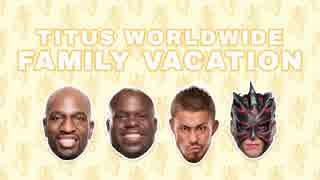 WWEの選手達がトウモロコシ畑の迷路で早脱