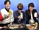 ゲーム実況者アルコール&肉漬けパーティ!【前編】