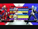 PS4/Switch  BLAZBLUE CROSS TAG BATTLE  プレイ動画