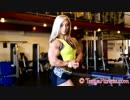 Female bodybuilding Shannon Courtney