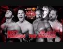 【ROH】ベスト・フレンズvsサイラス・ヤング&ビア・シティーブルーザー
