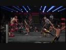 【ROH】バレット・クラブvsサーチ&デストロイ