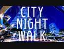 CITY NIGHT WALKをうたってみたったったった。(獅乃)