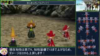 PSP版FF3RTA 5時間51分52秒 2/6