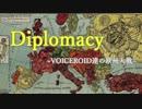 【第10回うっかり卓ゲ祭り】VOICEROID達の欧州大戦【ディプロマシー】