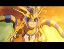 パズドラクロス 第68話「金色の翼(こんじきのつばさ)」