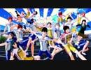 【ペダルMMD】☆HAL式モデル3周年お祝い動画☆【合作】