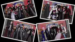 【MMDA3!】20人でHappy Halloween【春組_