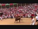 27 スペイン牛追い祭り サンフェルミン祭