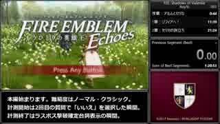 【RTA】ファイアーエムブレムEchoes Any%