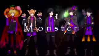 Monster/嵐 歌ってみた   ✽Halloween Edition✽