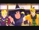 【ジョジョMMD】みんなでハロウィン【おまけ付】