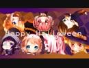 ♆ Happy Halloween 女の子5人で 歌ってみた ♆
