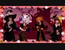 【MMD銀魂】もじゃーずとじみーずのHappy Halloween