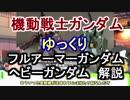 【機動戦士ガンダム】フルアーマーガンダ