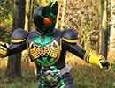 仮面ライダーオーズ/OOO 第22話「チョコと信念と正義の力」