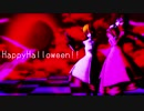 【MMDカゲプロ】アヤノちゃんとモモちゃんでThis is Halloween【カメラ配布】