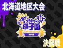 第3回 スプラトゥーン甲子園 北海道地区大会・決勝戦