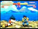 サムライスピリッツ (初代) 7f6 覇王丸 vs 覇王丸