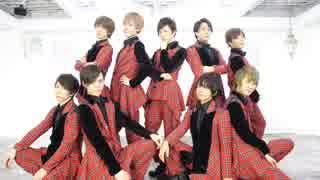 男9人でTWICE - Like OOH-AHH only men's