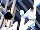 【MMD】Twitterで見つけたバーチャルアイドルが踊ってみた【Bad_Apple!!】