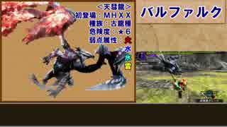 【MHXX】ゆっくりモンハン図鑑X22【ゆっくり解説実況】