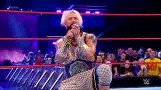 【WWE】今週のクルーザー級の抗争と・・・
