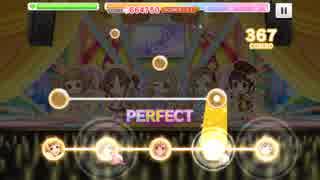 【デレステ】lilac time[MASTER] ALL PERFECT