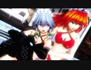 【東方MMD】咲夜と夢子で Love Me If You Can【Ray-MMD】