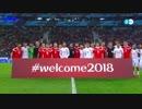 【親善試合】 ロシア vs スペイン (2017年