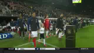 ≪親善試合≫ ドイツ vs フランス (2017年11