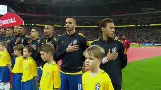 ≪親善試合≫ イングランド vs ブラジル (20