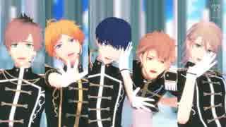 【MMDA3!】 Carry Me Off 【綴・一成・天馬・至・紬】