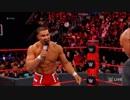 【WWE】怪我したジョーダンの代わりのチームRAW新メンバー!!【RAW 11.13】