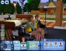 【Sims3】アイドル同士のいちゃいちゃが見たかった