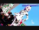 【MMD艦これ】江風山風海風でLUVORATORRRRRY! ナース黒タイツVer. 歌詞つき