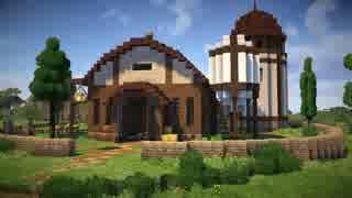 【Minecraft】ゆっくり街を広げていくよ part38-1