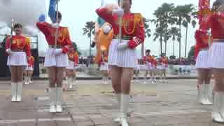 【台湾】台湾女子高生ミニスカ儀仗隊 4