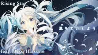 【初音ミク】Rising Star【ミクトランス】